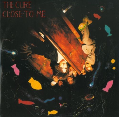 THE CURE Close To Me Vinyl Record 12 Inch Fiction 1985